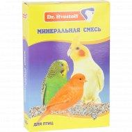 Минеральная смесь «Dr. Hvostof» для для всех видов птиц, 1 кг.