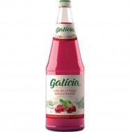 Сок «Galicia» яблочно-вишневый, 1 л.