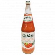 Сок «Galicia» яблочно-морковный с мякотью, 1 л.