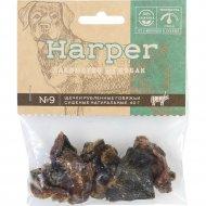 Лакомство для собак «Harper» № 9 щёчки рубленные из говядины, 40 г.