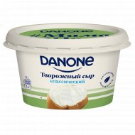 Сыр творожный «Danone» классический, 60%, 140 г