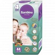 Подгузники детские «Bambino» maxi, размер 4, 7-18 кг, 44 шт.