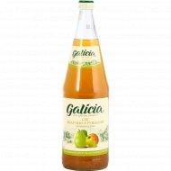 Сок «Galicia» яблочно-грушевый, прямого отжима, 1 л.