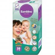 Подгузники детские «Bambino» размер 5, 11-25 кг, 38 шт.