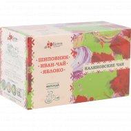 Фиточай «Калиновские чаи» шиповник, иван-чай, яблоко, 20х2 г.
