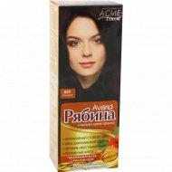 Краска для волос «Рябина» баклажан 037.
