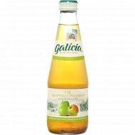 Сок «Galicia» яблочно-грушевый прямого отжима, 0,3 л.