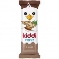 Сырок творожный «Kiddi» 20%, какао, 40 г.
