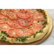 Пицца «Маргарита» на толстом тесте, 1/600  г.