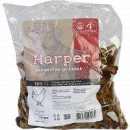 Лакомство для собак «Harper» № 111 птичьи лапки сушеные, 50 шт.