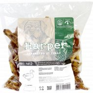 Лакомство для собак «Harper» № 112 птичьи лапки сушеные, утка, 50 шт.