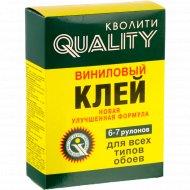 Клей для обоев «Quality» виниловый, 200 г.