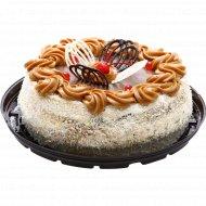 Торт «Банановый сплит» 1 кг., фасовка 0.98-1.2 кг