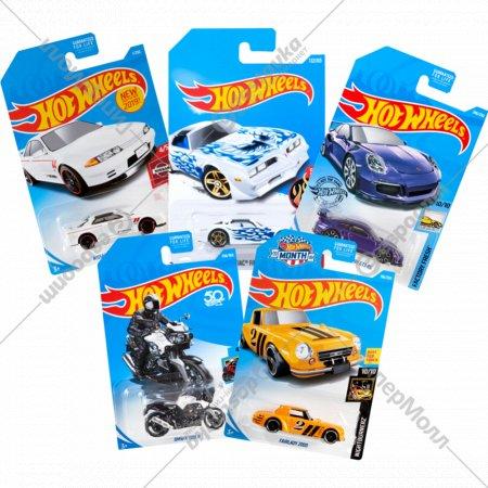 Машинка базовой коллекции «Hot wheels»