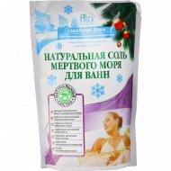 Натуральная соль для ванн