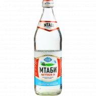 Вода минеральная, газированная «MTABI» нагутская-26, 0.5 л.