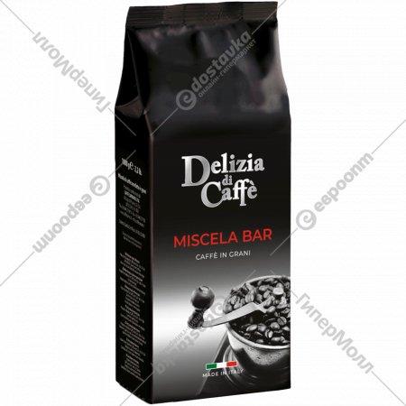 Кофе в зернах «Carraro» DELIZIA CLASSICO, 1 кг.