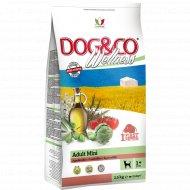 Корм для собак «Adragna» Dogwe, мини эдалт, ягненок с рисом, 2.5 кг.