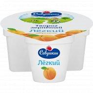 Творог зернёный «Ласковое лето» абрикос 3 %, 130 г.