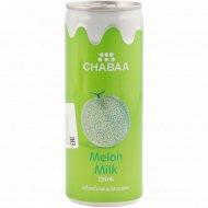 Напиток «Chabaa» с соком дыни и молоком, 230 мл.