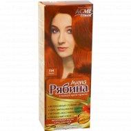 Краска для волос «Рябина» тициан 734.