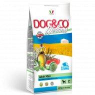 Корм для собак «Adragna» Dogwe, мини эдалт, рыба с рисом, 2.5 кг.