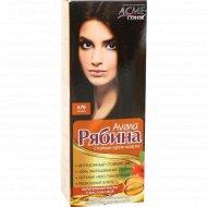 Краска для волос «Рябина» мокко 470.