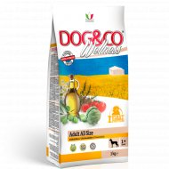 Корм для собак «Adragna» Dogwe, курица с рисом, 3 кг.