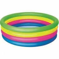 Бассейн надувной «Bestway» Разноцветный, 51117
