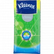 Бумажные салфетки «Kleenex Balsam» 21 см х 21 см, 9 платочков.