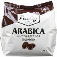 Кофе в зёрнах «Paulig» Arabica, 500 г.