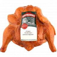 Продукт из мяса цыплят «Тушка особенная» копчено-вареная, 1 кг, фасовка 1.3-1.4 кг