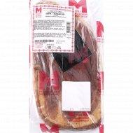 Окорок свиной сырокопченый «Гаспадарский» 1 кг, фасовка 1.1-1.2 кг