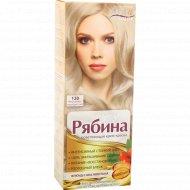 Краска для волос «Рябина» жемчужно-серебристый 120.