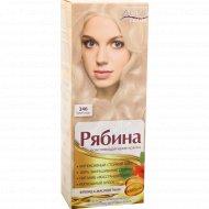 Краска для волос «Рябина» талая вода 246.
