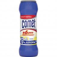 Порошок чистящий «Comet» лимон, без хлоринола, 475 г.