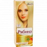 Краска для волос «Рябина» чистый блондин 1000.
