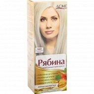 Краска для волос «Рябина» платиновый блондин 1001.