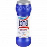 Порошок чистящий «Comet» утренняя роса, без хлоринола, 475 г.