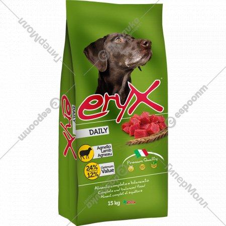 Корм для собак «Adragna» Eryx Дэйли с ягненком, 15 кг.