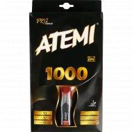Ракетка настольного тенниса «Atemi-1000».