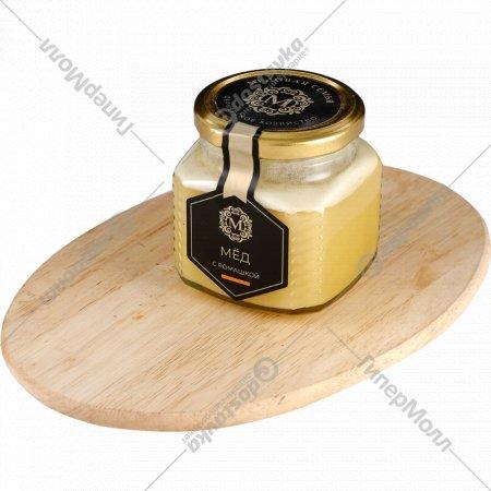Крем-мед «Медовая семья» с экстрактом ромашки, 300 г.