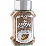 Кофе растворимый «Aroma Platinum» сублимированный, 100 г.