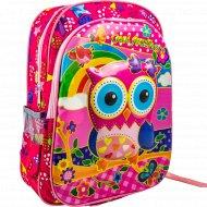 Сумка-рюкзак детский 30х30х10 см.