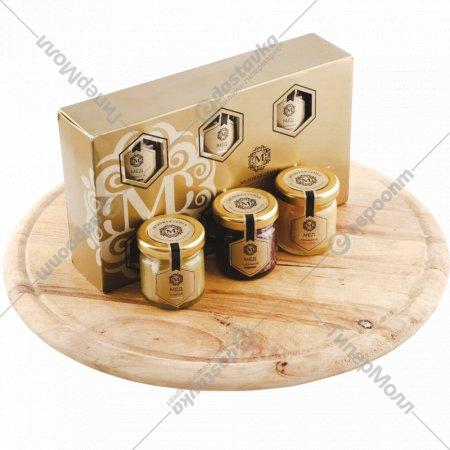Набор крем-меда «Медовая семья» 6х50 г.
