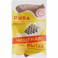 Камбала двухлинейная «Легко готовить» мороженая, 1 кг, фасовка 0.6-0.7 кг