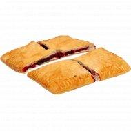 Пирог «Датский» с начинкой из лесных ягод, замороженный, 500 г.