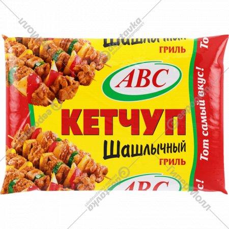 Кетчуп «ABC» шашлычный гриль, 180 г.