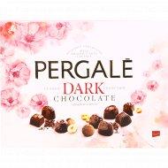 Набор конфет «Pergale» ассорти из темного шоколада, 187 г.