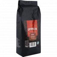 Кофе в зернах «Gevalia Professional Dark» 1000 г.